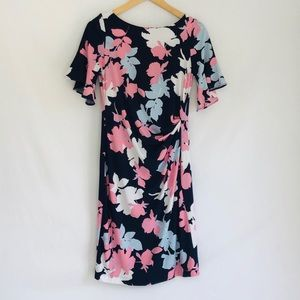 NWT   TAYLOR For A pea in the Pod maternity dress